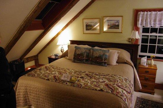 Sea Meadow Inn at Isaiah Clark House : Our Room