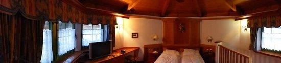 Kristiania Leading Nature & Wellness Resort: Suite Alpina piano superiore