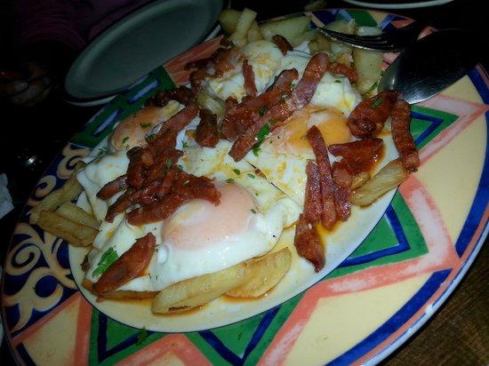 Taberna Ramón: uno dei piatti tipici