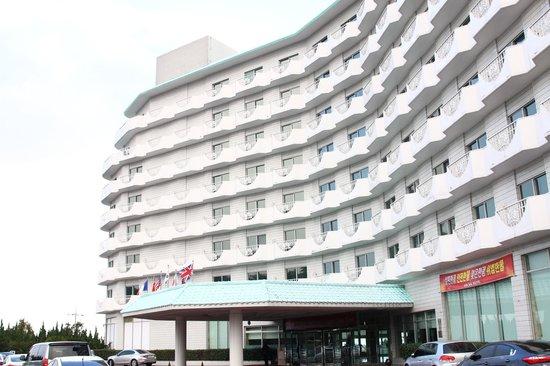 Seogwipo KAL Hotel: 호텔 외관