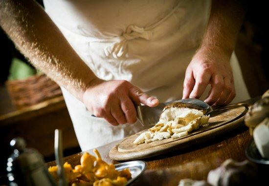 Salvadonica - Borgo Agrituristico del Chianti : Directly form the kitchen