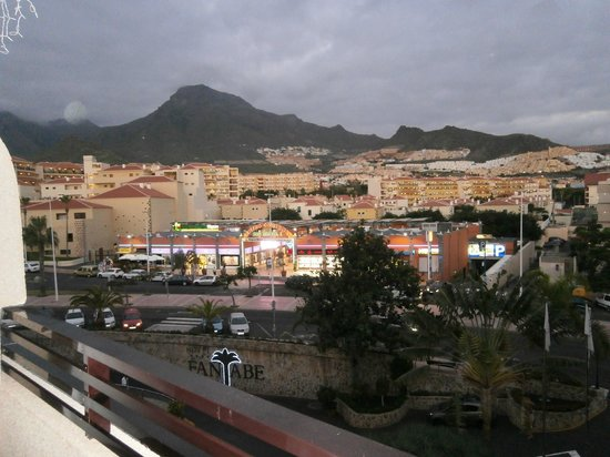 GF Fanabe: view from roof terrace