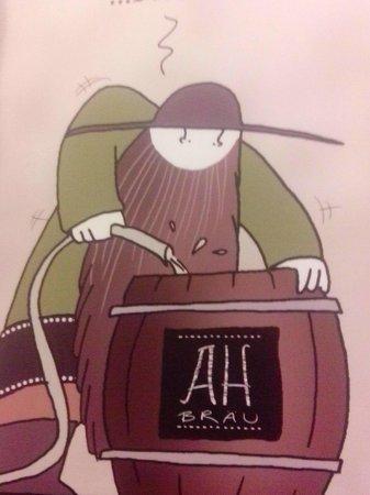 AH Braeu: La birra