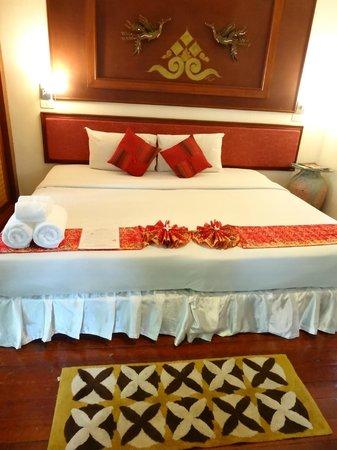 Natural Wing Health Spa & Resort: Beautiful room
