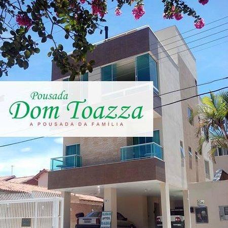 Pousada Dom Toazza: Bloco 2, construído em dezembro de 2013