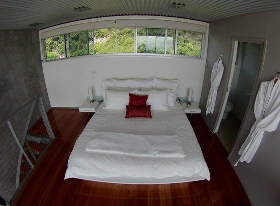 The Bunyip Scenic Rim Resort: Bedroom
