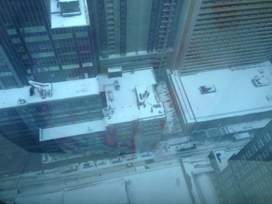 The Hilton Club - New York: View from 39th floor