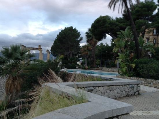 Grand Hotel Villa Igiea - MGallery by Sofitel: ротонда и бассейн