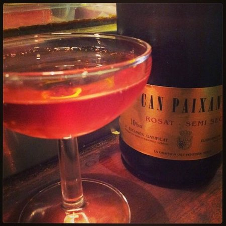 Can Paixano (La Xampanyeria): Cava Rosato