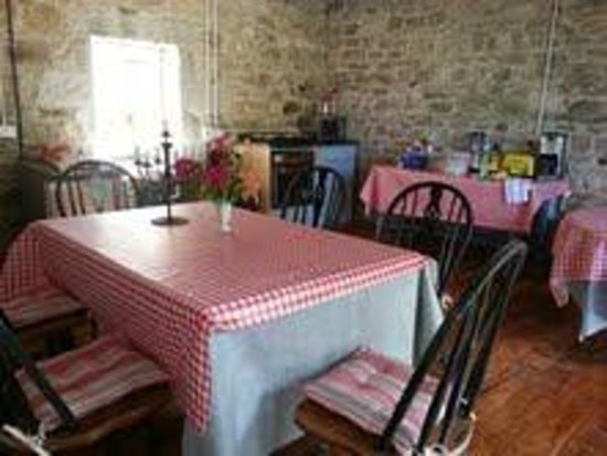The Old Forge Glamping: The Carriage Kitchen