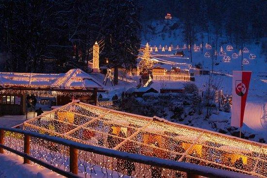Hotel-Restaurant Kaiser: Trieberger Weihnachtszauber