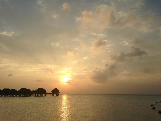 Club Med Kani: view