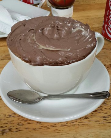 Piggly Wiggly Coffee Shop: Chocolate mousse Cappuccino