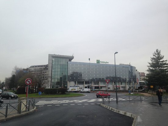 Holiday Inn Paris Marne La Vallee : Outside