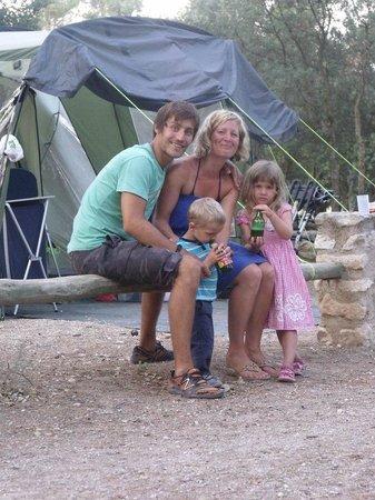 Camping Sierra  María: Relaxing in Sierra Maria
