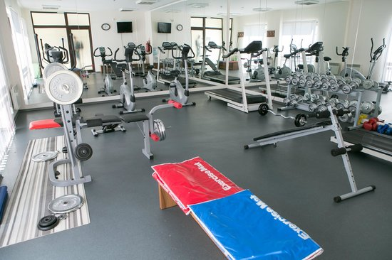 Balkan Jewel Resort : Gym