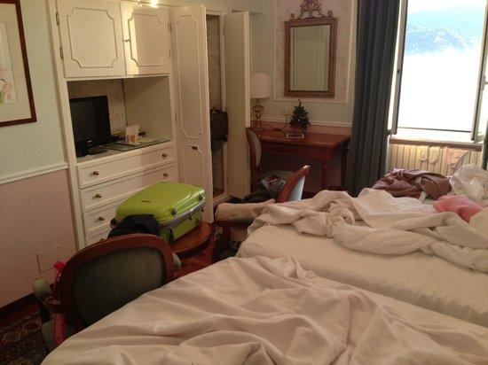 Grand Hotel Miramare: room