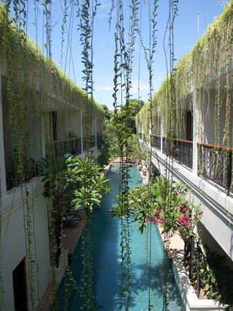 Seminyak Lagoon All Suites : Gorgeoussss!
