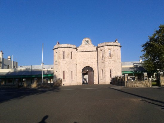 Esplanade Hotel Fremantle - by Rydges: fremantle prison