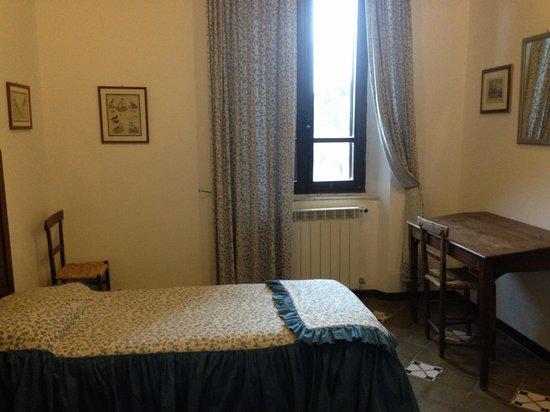 Fattoria di Casavecchia: Camera da letto