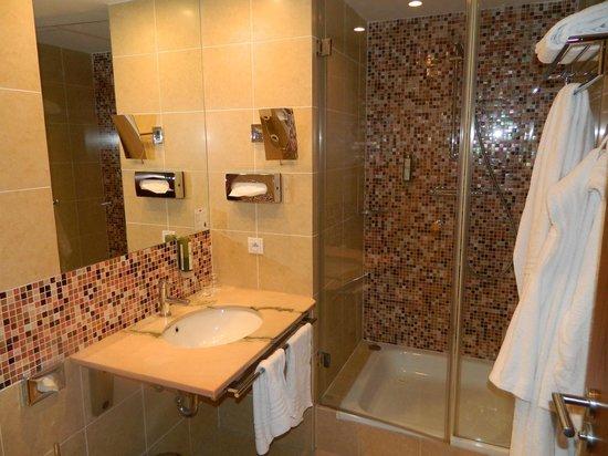 Hotel Clement Prague: Bagno
