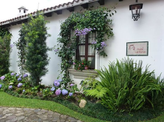 Hostal Las Marias: Las Marias - entrance