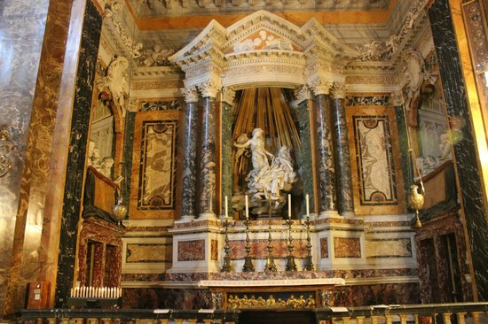 Extase de Sainte Thérèse : Bernini's Ecstasy of Saint Teresa