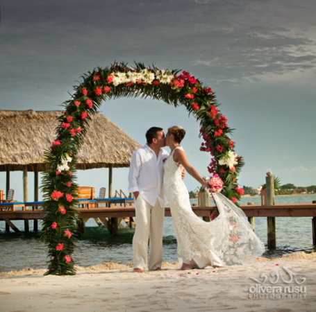 Chabil Mar: Beach destination weddings - Belize