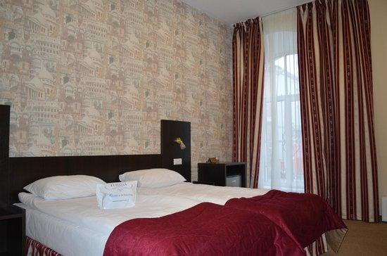 """Hotel Vintage: Номер """"Стандарт"""""""