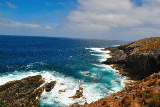 Southern Ocean Lodge : Nearby landscape