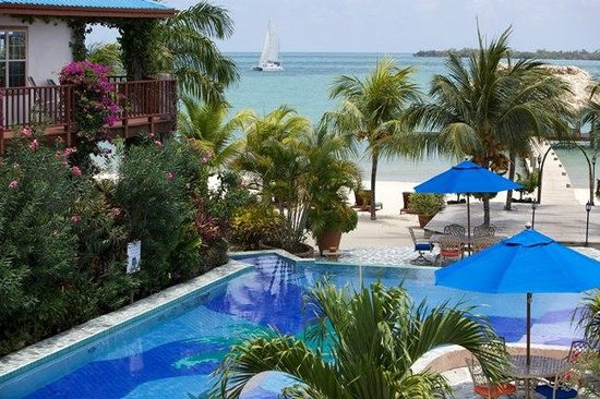 Chabil Mar: All Caribbean Front Views - Seafront or Seaview Options