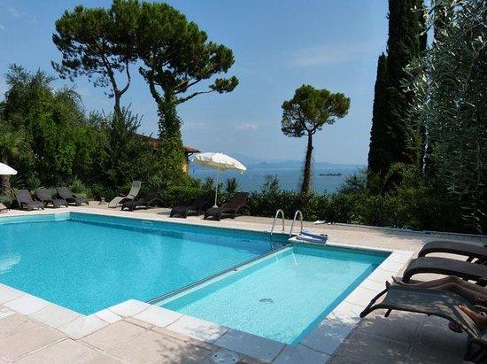 Hotel Villa Schindler: Impressionen Pool