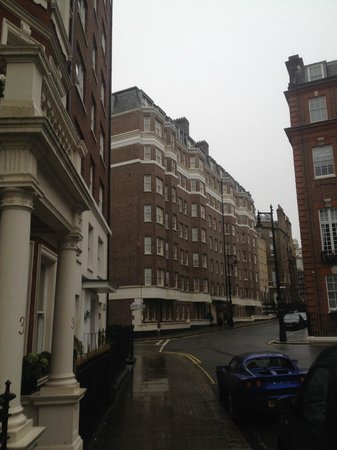 Ascott Mayfair : From Hill Street