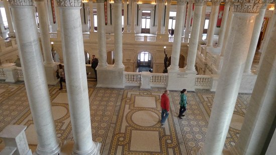Biblioteca del Congreso: Library of Congress January 2014, Outstanding architecture