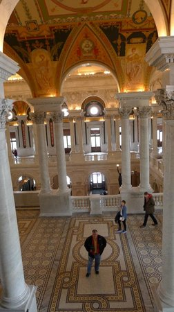 Biblioteca del Congreso: Library of Congress January 2014