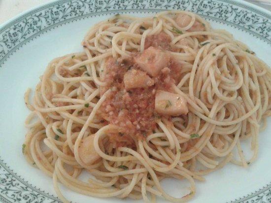 Hotel Imperial : spaghettini ai frutti di mare