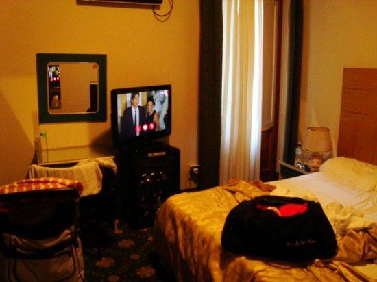Golf Hotel Corallo: Camera