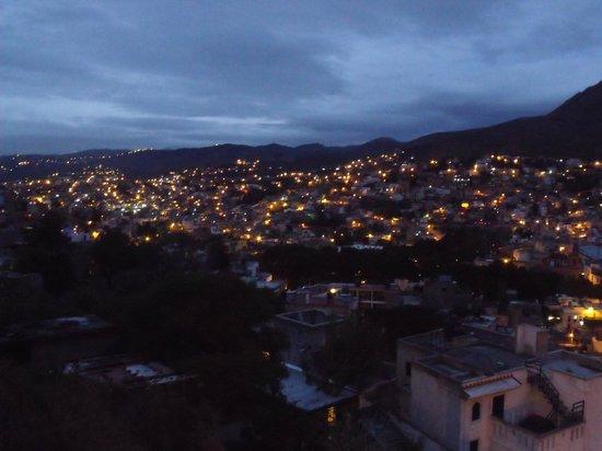 Casa de Dante Hostel: Vista
