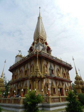 Wat Chalong: 4