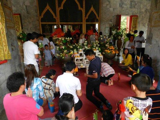 Wat Chalong: 5