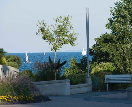 Burlington Waterfront Trail: Burlington Waterfront