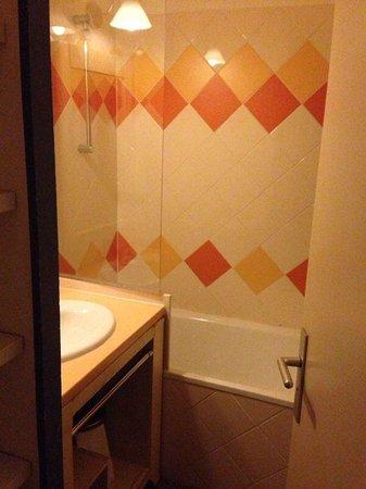Pierre & Vacances Residenz Nice Palmiers: Salle de bain