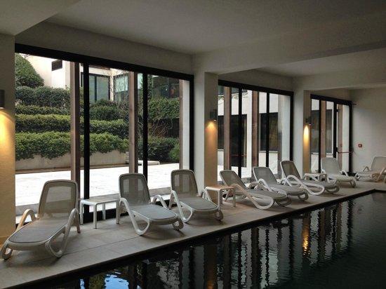Hotel Acquaviva del Garda: spa