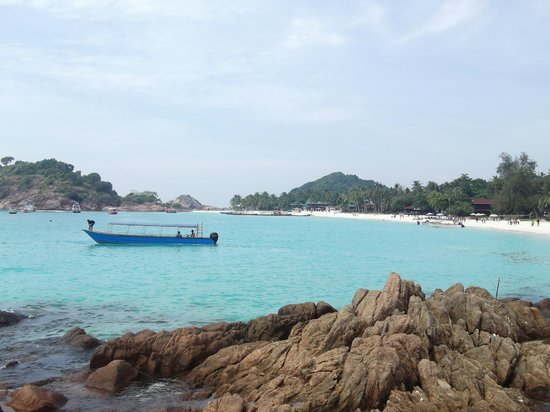 Redang Holiday Beach Villa: One more fantastic view