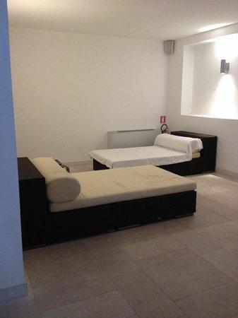 Hotel Acquaviva del Garda: zona relax