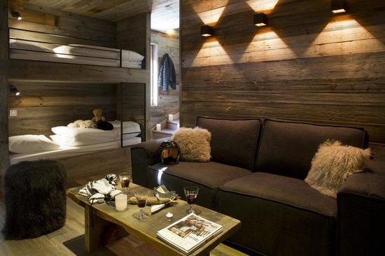 Les Chalets Secrets Hotel : CHALET SHISHIMAÏ