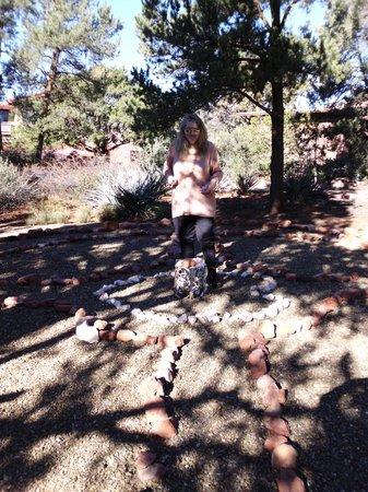 Sedona Red Rock Tours : Walking the Medicine Wheel