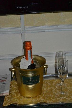 Hotel Violino d'Oro: Piacevole accoglienza
