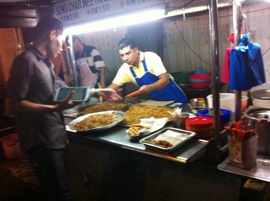 100 Cintra Street: pour manger à coté de la guest