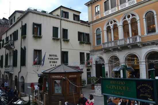 Hotel Violino d'Oro: L'Hotel